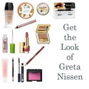 1920's Greta Nissen Makeup Look