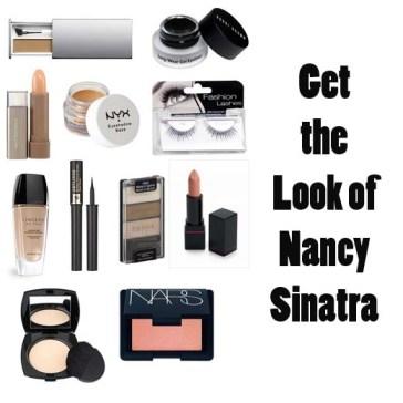 Nancy Sinatra Makeup Look