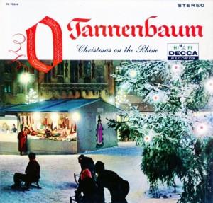 O' Tannenbaum record cover