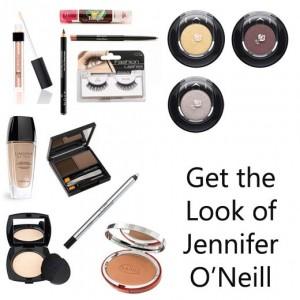 Get the makeup look of Jennifer O'Neill