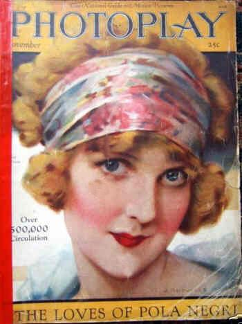 Mary Allison 1923
