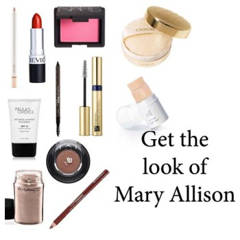 May Allison 1920's makeup tutorial