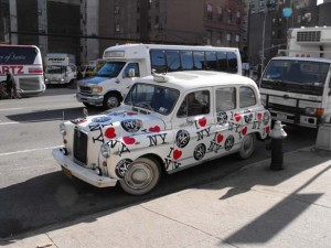 Bond No. 9 NY car