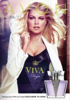 Fergie Avon Viva perfume