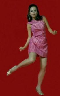 dancing Barbara Parkins