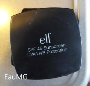 e.l.f. SPF 45 loose powder