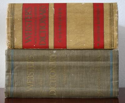 antique dictionaries