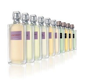 Givenchy perfumes