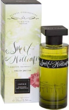 INeKe Sweet William Floral Curiosities Perfume