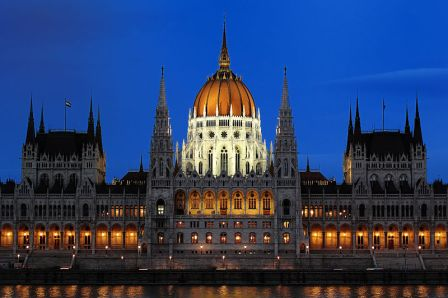 Hungarian Parliment