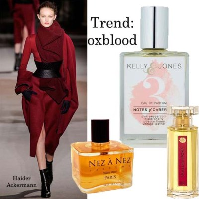 Winter Trend Oxblood