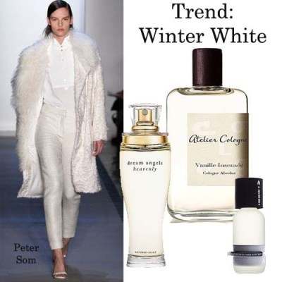 winter white 2012 trend