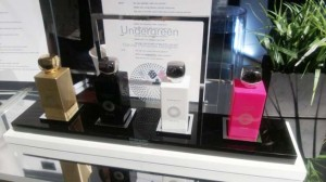 Undergreen perfumes