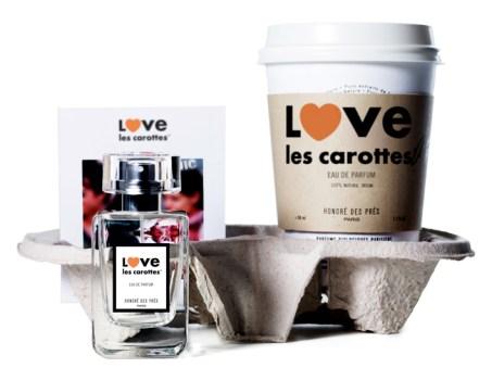 Honore de Pres I Love Les Carottes