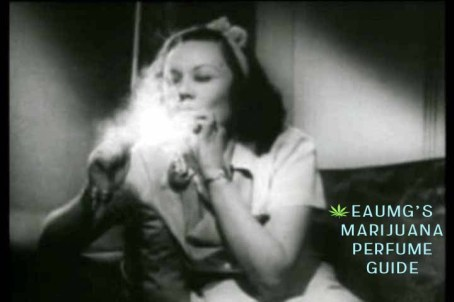 Marijuana perfumes