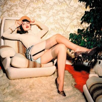 Alyssa Miller by Ellen Von Unwerth