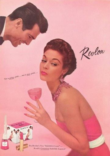 Vintage Revlon Ad
