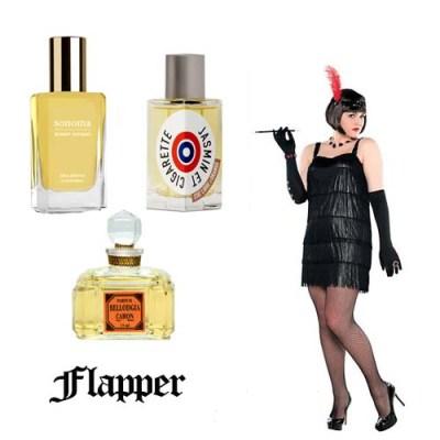 Flapper Halloween Costume