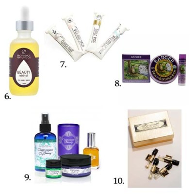 Naturals Gift Guide