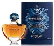limited edition Shalimar