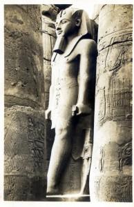 vintage Egyptian postcard