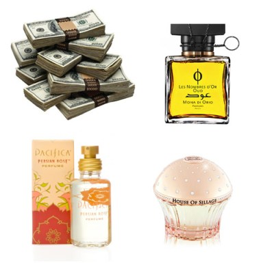 expensive perfumes