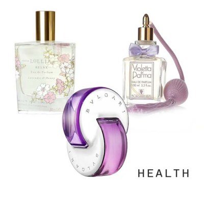 Radiant Orchid perfumes