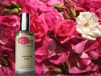 Skye Botanicals Rose Petal Toner