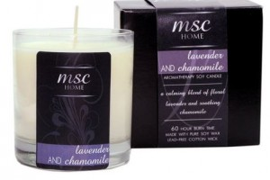 MSC Soy Candle review