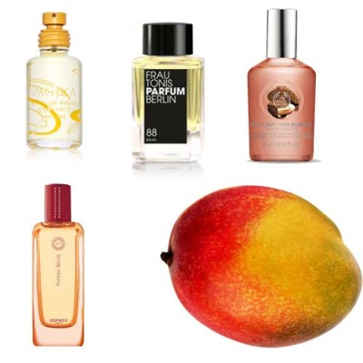 Perfumes inspired by Brazil