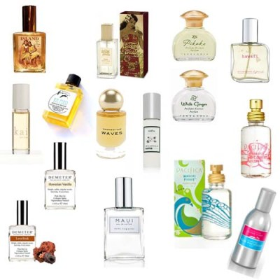 Hawaii Perfumes