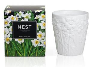 NEST White Narcisse