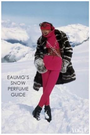 snow perfumes