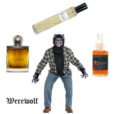 Werewolf perfumes