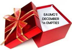 December Empties