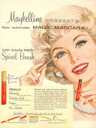 vintage Maybelline mascara