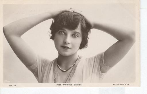 Winifred Barnes