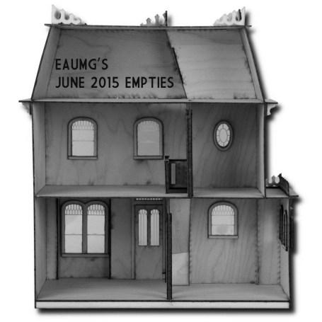 June 2015 Empties