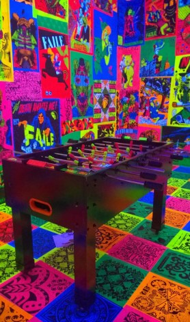 Faile at Brooklyn Museum