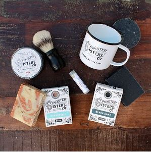 Spinster Sisters Shaving Set