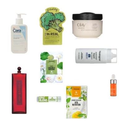 August Skincare Empties