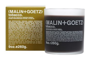 Malin + Goetz candle