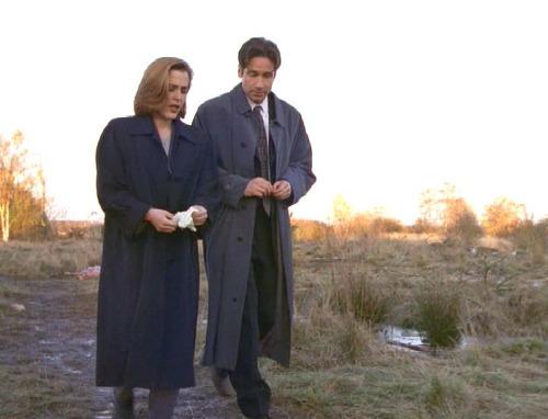 X-Files Coats