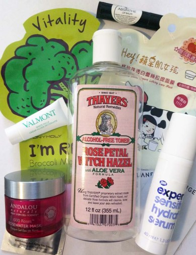 March Skincare Empties