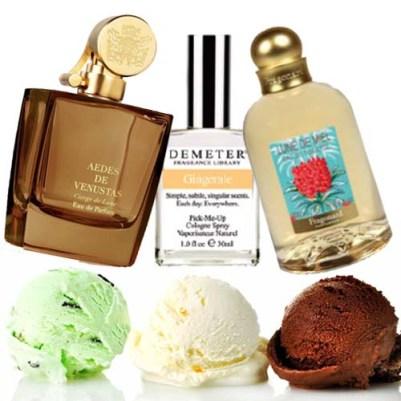 gourmand perfumes