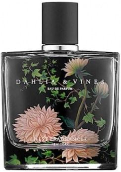 Nest Dahlia and Vines