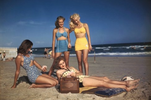 Miami in the 1950's