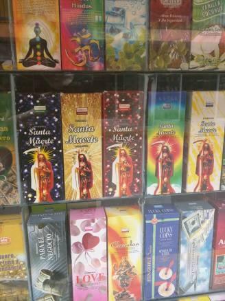 Santa Muerte Incense
