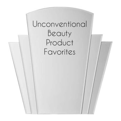 Favorite unconventinal beauty products