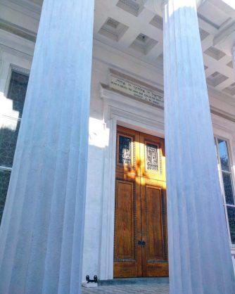 synagogue Charleston